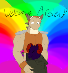 Welcome Ardei by Eugene