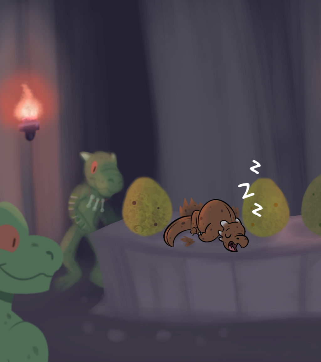 Egg Slot 2: Kobold Egg