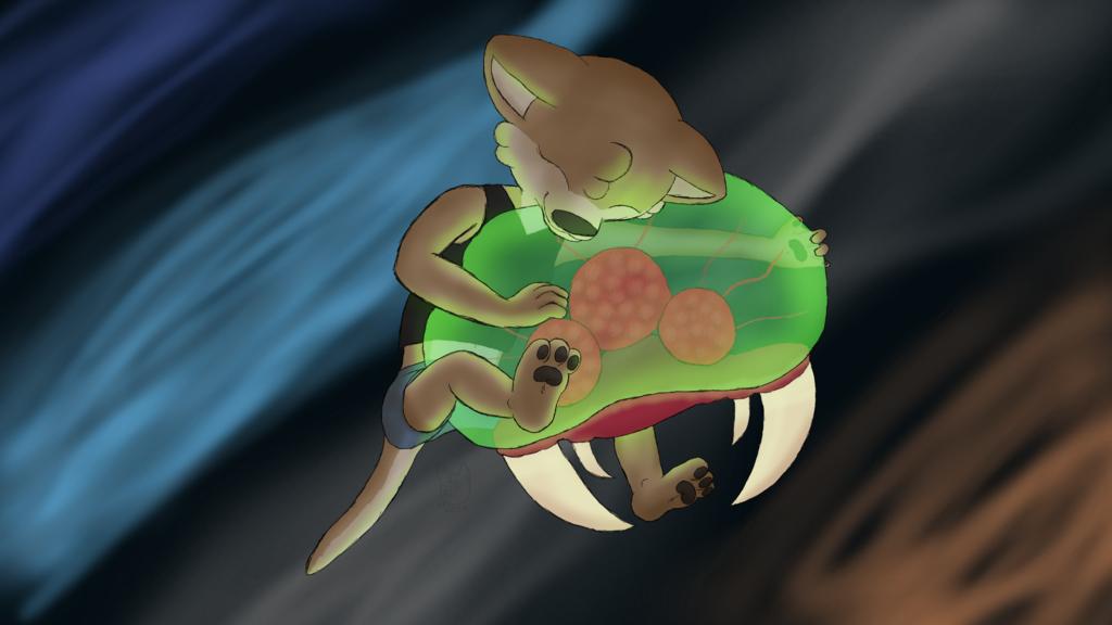 Most recent image: Otter Love Xenomorph