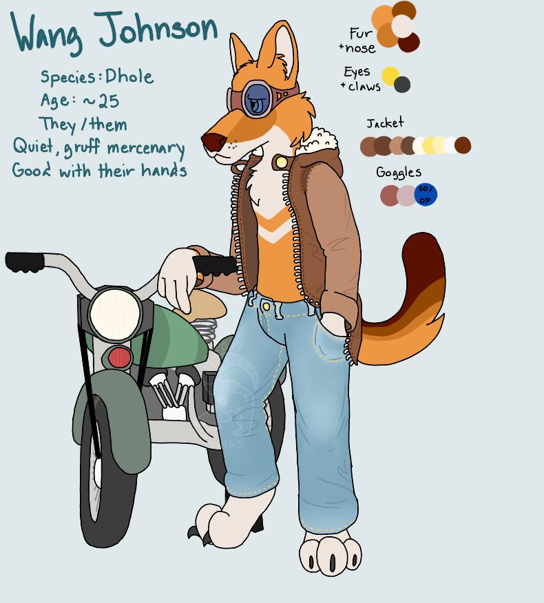 Wang Johnson (Character)