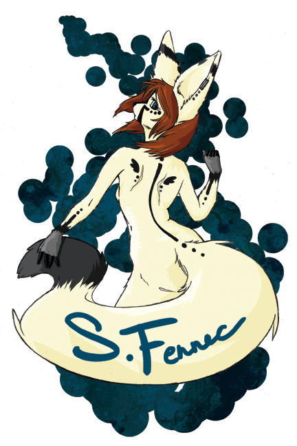 S.Fennec Badge - MFF2011