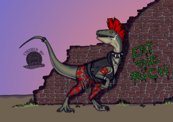 Punk Dino