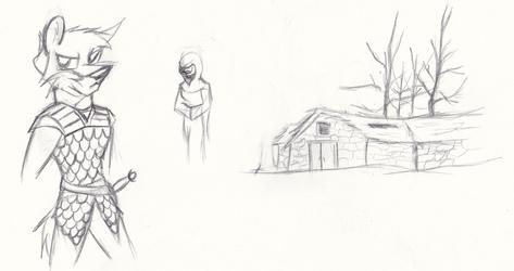Vulrin Concept Sketches