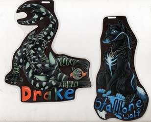 Stallone wolf & Drake