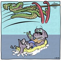 Gon' E-Choo! Strip 118 (www.gonechoo.com)