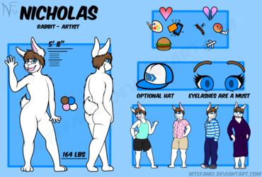 {P} Nicholas 2017 Reference Sheet