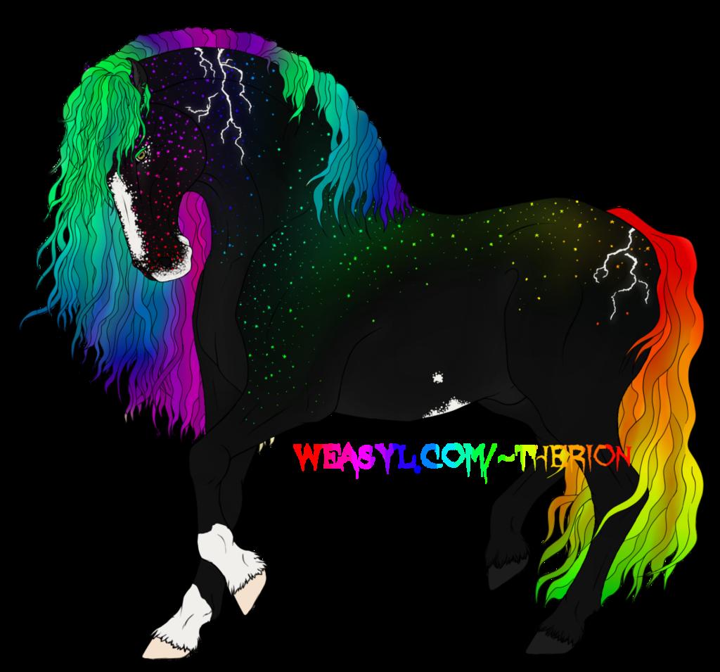 Zanthus (Rainbow)(Breeding)