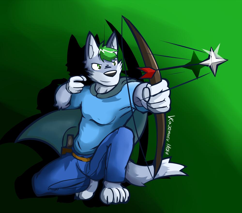 Archer (by VentKazemaru)