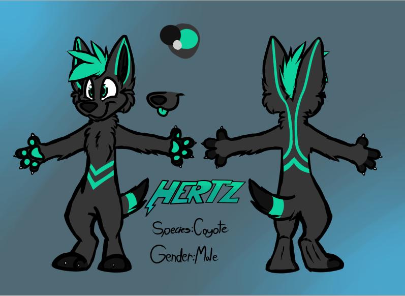 Most recent image: Hertz Ref sheet!