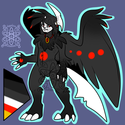 Male Black Absol +Design 4 Sale+