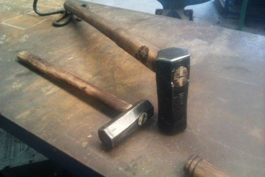 Japanese styled hammers