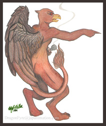 2 The Ranting Gryphon
