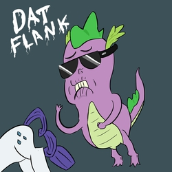 Dat Flank The Remix