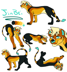 Jin Bei reference