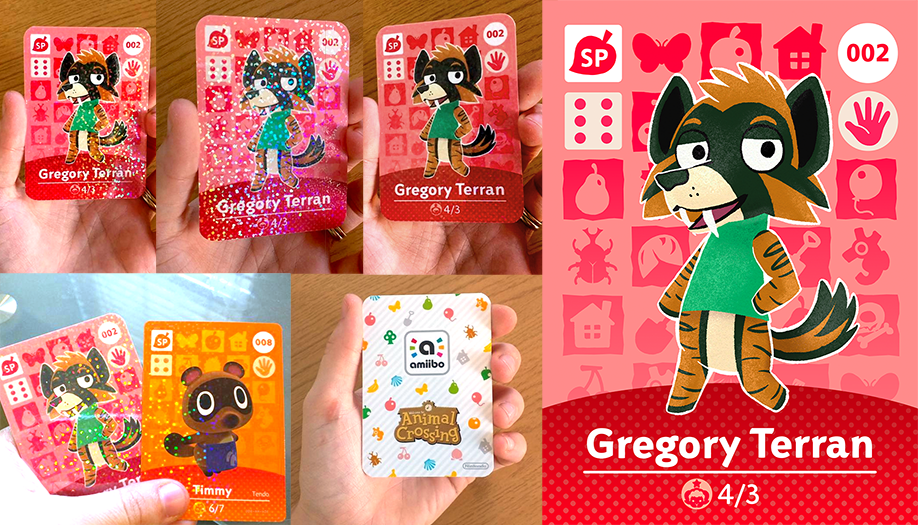 Animal Crossing Amiibo Cards! Shiny!! Open for orders!