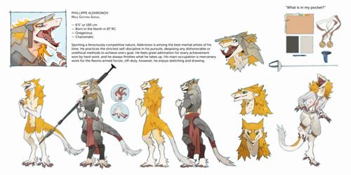 Alekronov Reference Sheet by Lingrimm