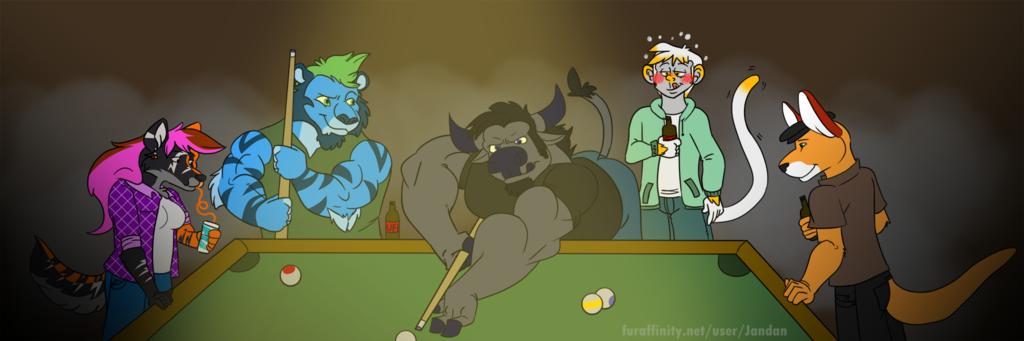 Billiards  at the Bar