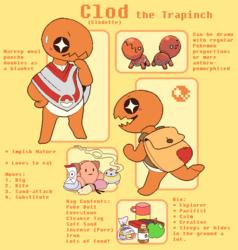 Clod (Pokesona) Reference