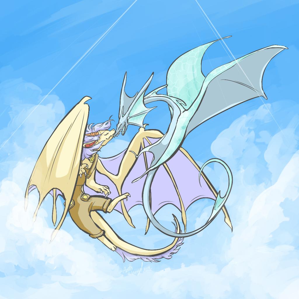Evah Flying High