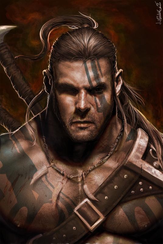 150103 Barbarian Portrait