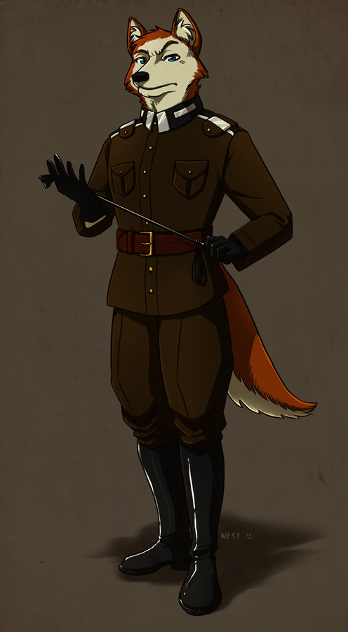 Commission: Lt. T. Rowley