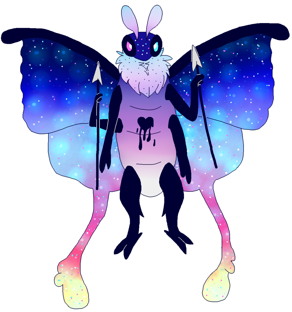Most recent image: Space Moth Hunter - Semi-Custom