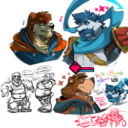Super DrawPile Doodles: BEARS