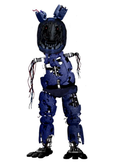 Ravaged Bonnie