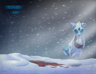 13 ghost of pokemon - FROSLASS
