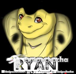 Ryan the cobra - Badge