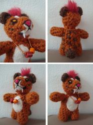 T. Basko! Mini-Doll