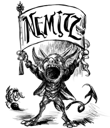 screamy clod, the demon moron of beet street