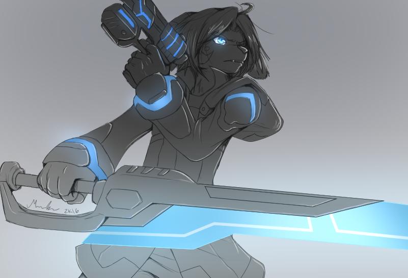 Blades n Guns