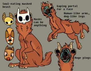 Masked Beast