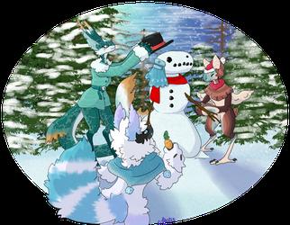 Grem2: Winter Festival Prompt
