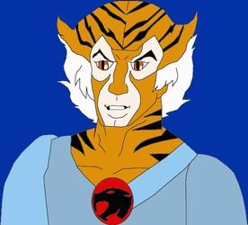 Thunder Cat Tigra