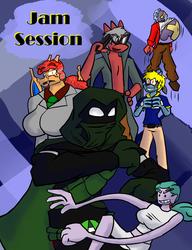 Goldenrod Battle Academy #6: Jam Session