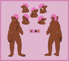 Reference Commission: LittleArsonist