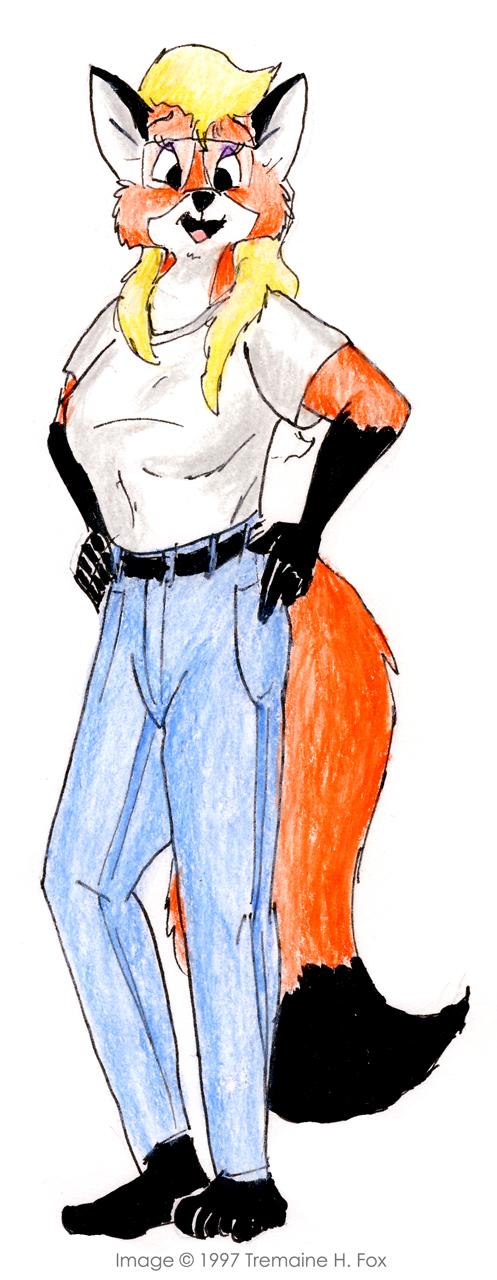 (1997) Ginger Vixen
