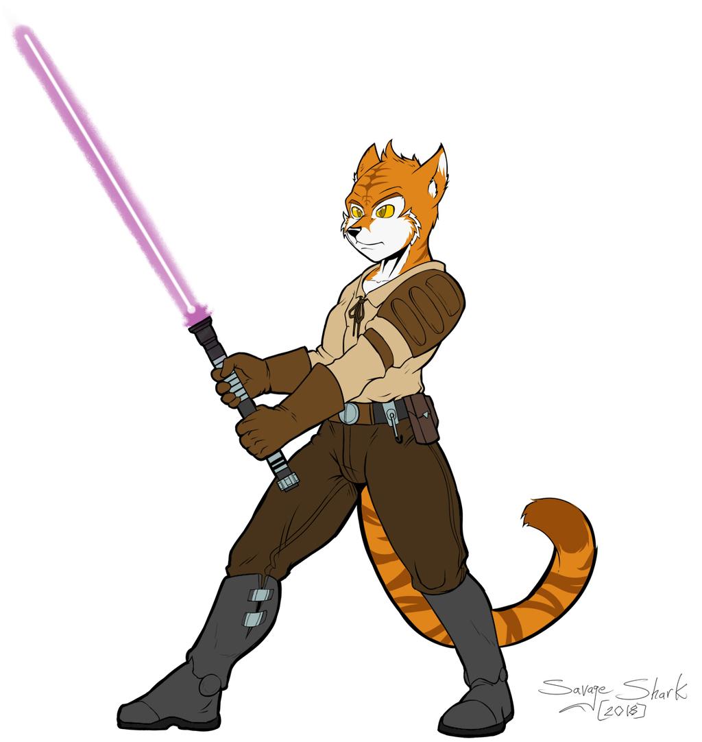 Most recent image: Jedi Knight - CJ