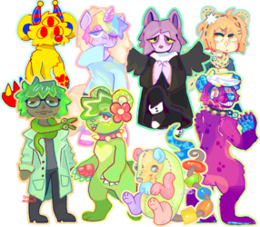 ART FIGHT 2019 COLLECTION