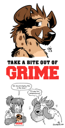Take a Bite Out of Grime