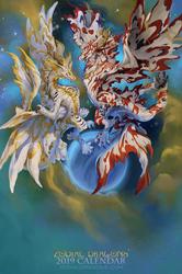 2019 Zodiac Dragon Pisces