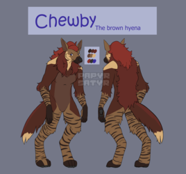 Ref for Chewby