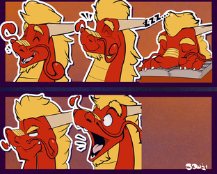 Baphi stickers