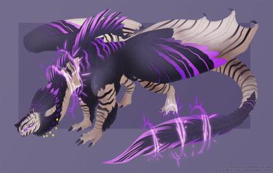 Purple Egg Hatched - BlacklistRival1