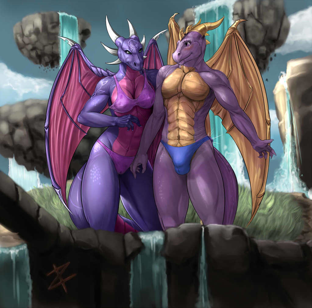 DragonTears commission