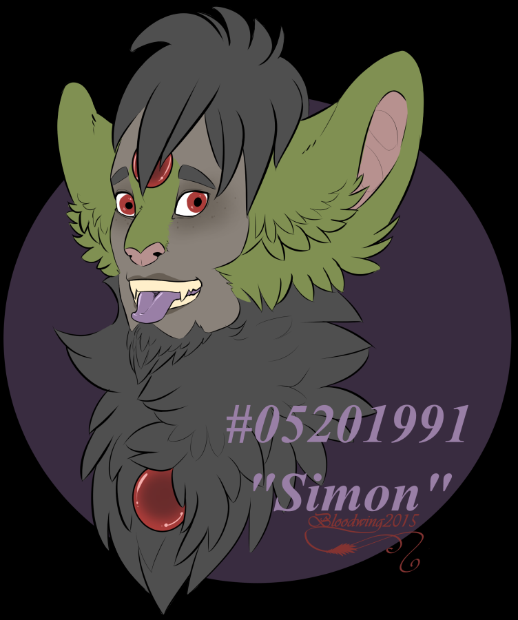 "#05201991 AKA ""Simon"""