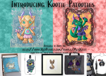 Introducing Kootie Patooties (Merchandise)