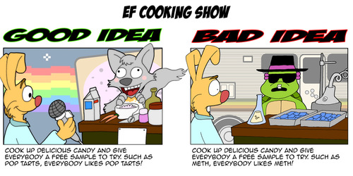 The Daily EF: The Cooking show